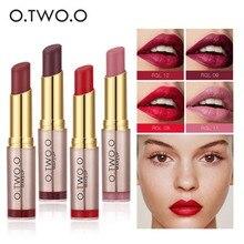 O.TWO.O Brand Best Selling Beauty Makeup Lipstick Popular Colors Matte lip stick Long Lasting Lip Kit Lips Cosmetics
