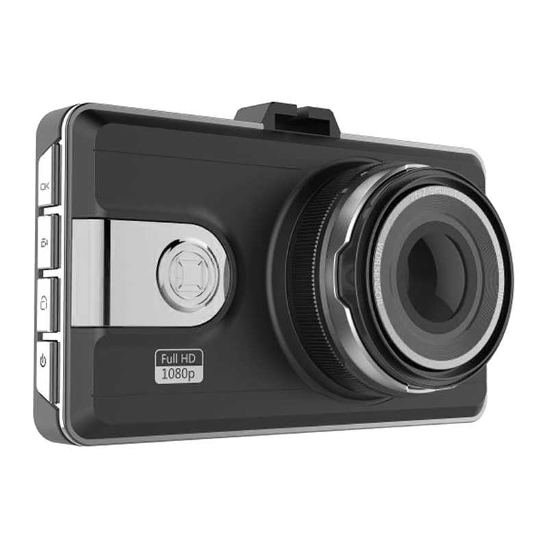 Mini Car Mointor Camera HD 1080P 3 Inch IPS Screen 6H Wide-angle Lens LED Night Vision G-sensor Video Photo Car DVR DV Recorder