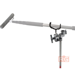 Image 3 - Microphone Support Holder Coated to Protect your Boom pole for Rode Sure Microphone