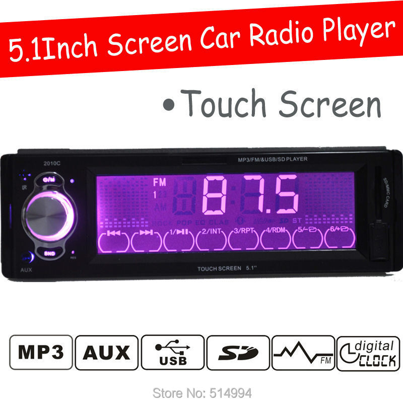 2015 New!car radio player,Support folder player touch screen USB SD AUX IN, 12V 1 din car audio,car stereo mp3 free shipping car usb sd aux adapter digital music changer mp3 converter for skoda octavia 2007 2011 fits select oem radios