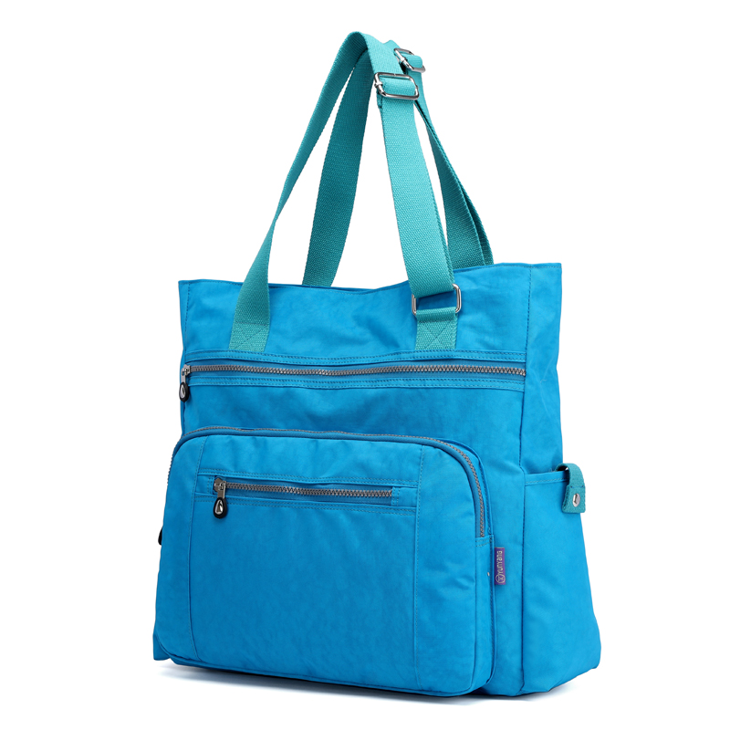 Mother Diaper Bag Large Capacity  Baby Care Maternity Bag  Pure Color  Fashion Woman Pregnant   Handbags BA072