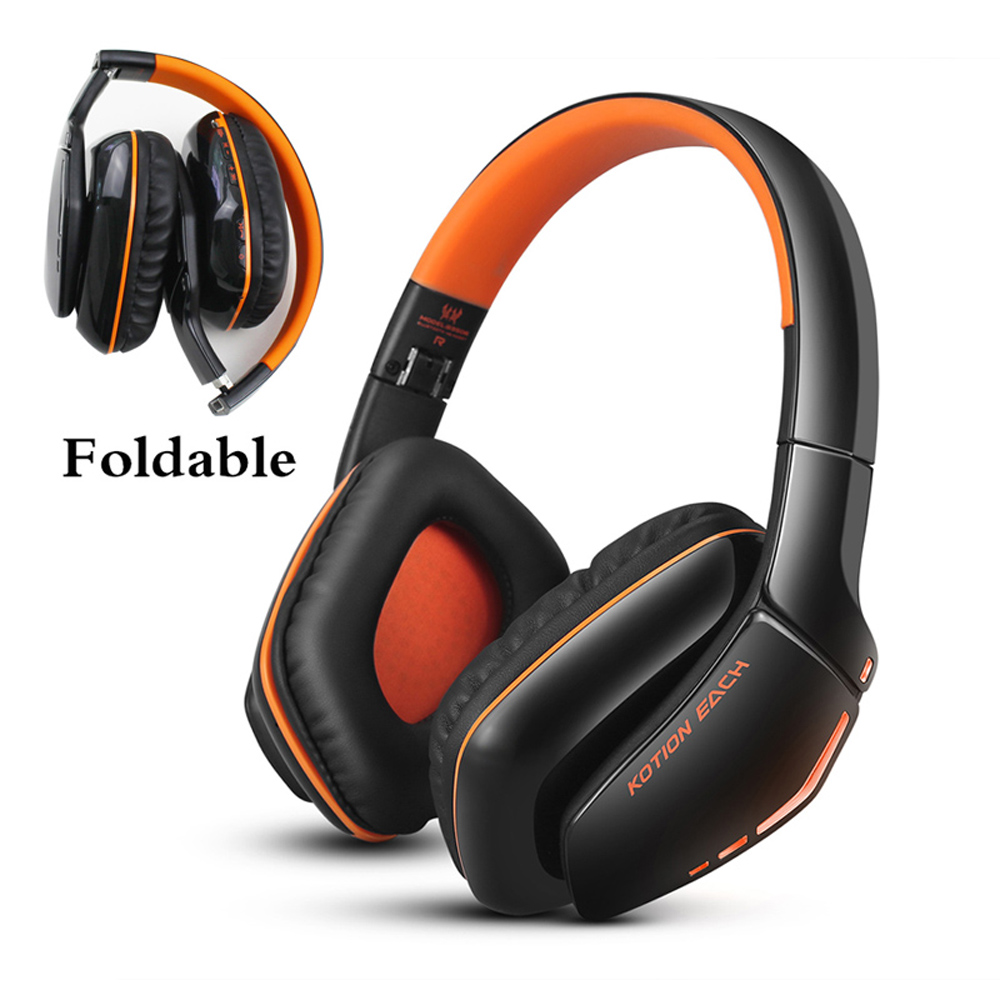 B3506 PS4 Bluetooth Headset Handsfree HIFI Stereo Headphone Foldable Best Wireless Music Headset with Mic for IPhones Xiaomi PC bluetooth earphone headphone for iphone samsung xiaomi fone de ouvido qkz qg8 bluetooth headset sport wireless hifi music stereo