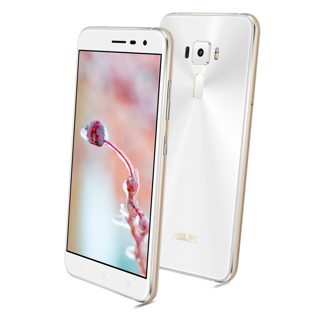 New Asus ZenFone 3 ZE552KL 64G ROM 4G RAM mobile phone Android 6.0 Qualcomm Octa Core 2.5D gorilla glass 1080P 5.5'' 16.0MP