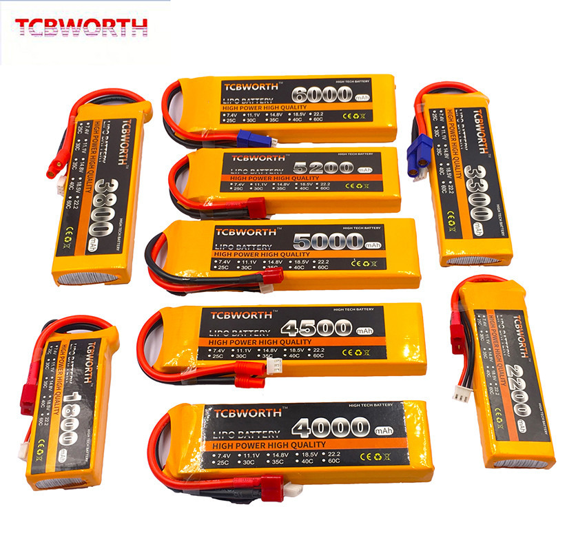 RC LiPo battery 2S 7.4V 3500mAh 3800mAh 4200mAh 5000mAh 30C 40C 60C For RC Airplane Quadcopter Helicopter Drone 2S Battery LiPoRC LiPo battery 2S 7.4V 3500mAh 3800mAh 4200mAh 5000mAh 30C 40C 60C For RC Airplane Quadcopter Helicopter Drone 2S Battery LiPo