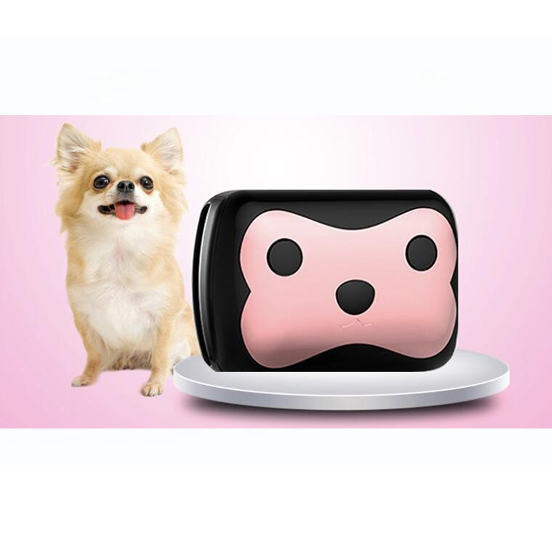 Cartoon pets waterproof GPS anti-lost device, smart cat dog tracking device, free shipping ...