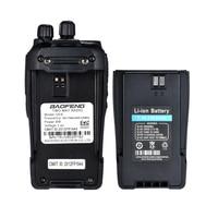 vhf uhf Baofeng UV-6 מכשיר הקשר ארוך טווח שני הדרך רדיו 136-174 / 400-480MHz VHF / UHF Dual Band כף יד רדיו משדר Interphone (5)