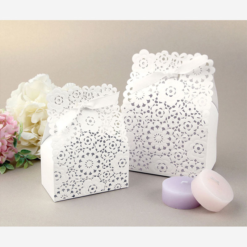 French Wedding Gifts: 10pcs Upscale European Wedding Candy Bag French Thank You