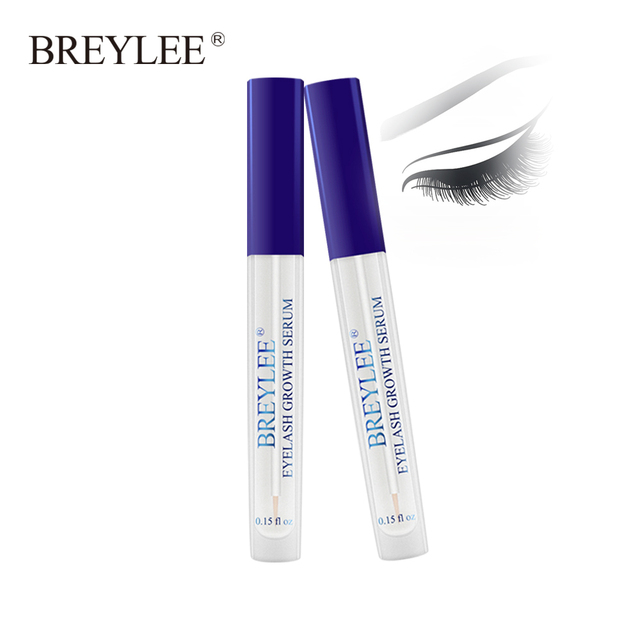 BREYLEE Eyelash Growth Serum Eyelash Enhancer Eye Lash Treatment Liquid Longer Fuller Thicker Eyelash Extension New