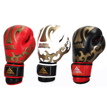 freeshiping adlut mma box gloves guantes boxeo Adult luva kick boxing glove mma guantes boxeo 25