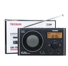 Tecsun CR-1100 DSP Radio Estéreo AM/FM