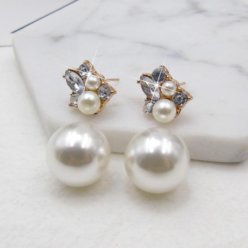 Նորաձևության անձի զարդեր Crystal Pearl - Նուրբ զարդեր - Լուսանկար 3