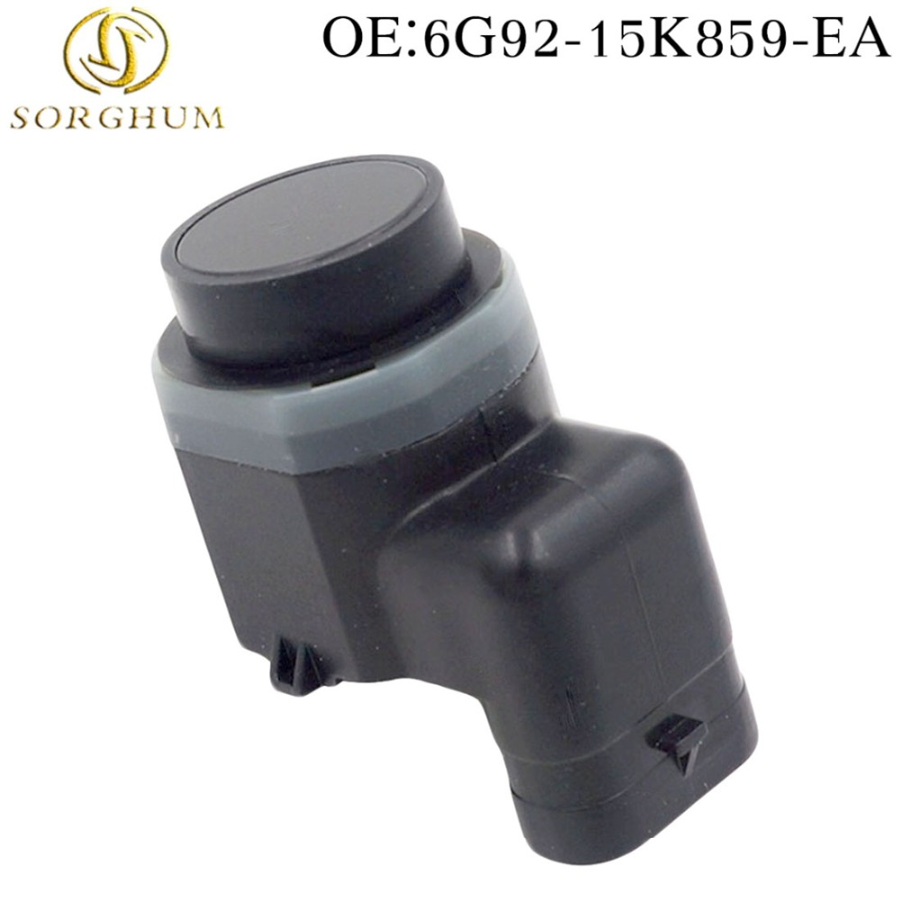 New Parking Sensor PDC 6G92 15K859 EA Assist Backup Fits For Ford Mondeo Galaxy S Max 1.8 2.0 also TDCi 1425517 6G9215K859EA|parking sensor|sensor parkingbackup parking sensor - AliExpress