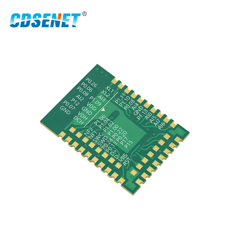 Image 5 - nRF52840 Bluetooth 5.0 240MHz RF Transceiver CDSENET E73 2G4M08S1C 8dbm Ceramic Antenna BLE 4.2 2.4 GHz Transmitter and Receiver-in Fixed Wireless Terminals from Cellphones & Telecommunications