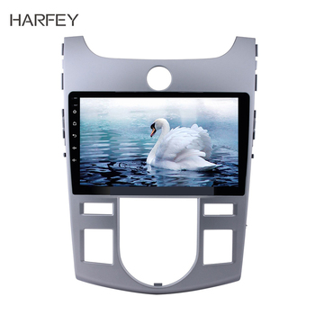 """Harfey 2 Din Android 8.1 HD 9"""" Car Radio 4 Core 1+16GB GPS Multimedia Player Stereo For KIA Forte(AT) 2008 2009 2010 2011 2012"""