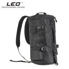 23L Men Women Outdoor Fishing Bag Rod Reel Backpack Fish Case Lure Tackle 1000D Polyester Pesca