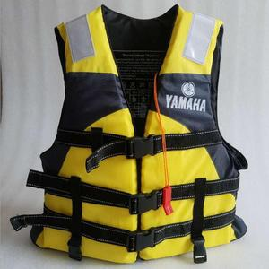 Outdoor rafting yamaha life jacket for children and adult swimming snorkeling wear fishing suit Professional drifting level suit(China)