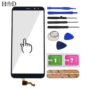 Image 2 - Touch Screen Front Panel Für Huawei Mate 10 Lite/G10/G10 Plus/Nova 2i Touchscreen Sensor digitizer Glas Tools 3 M Kleber