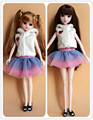 Free shipping 1set clothes doll  clothes doll accessories for Blyth Momoko, Licca Doll no shoes