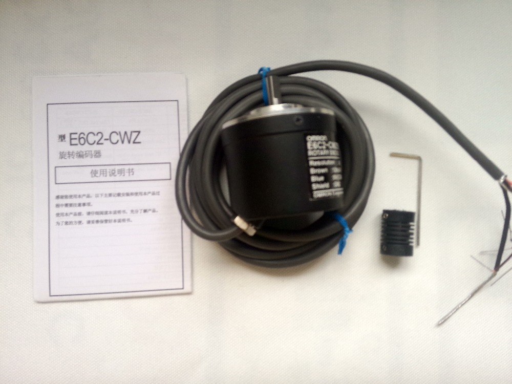 E6C2-CWZ6C 800,720, 600,500, 400, 360,300,200, 100,60, 50, 40, 30, 20, 10 P/R E6C2-CWZ6C Rotary Encoder,HAVE IN STOCK