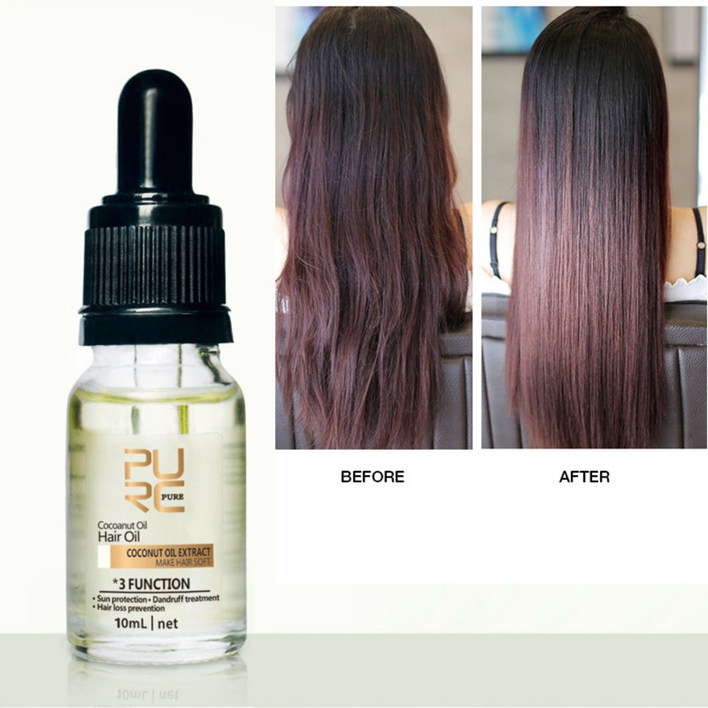 Coconut oil Reduce Protein Loss Beneficial for Hair Health P