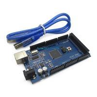 MEGA 2560 R3 Free USB Cable ATMEGA2560 2560 ATmega2560 AVR USB Board