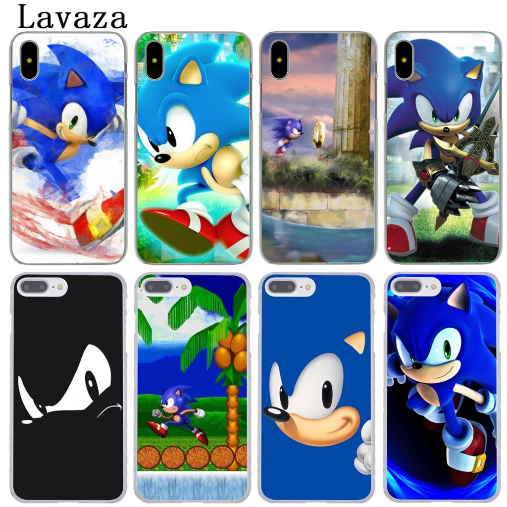 Sonic The Hedgehog Skateboard iphone case