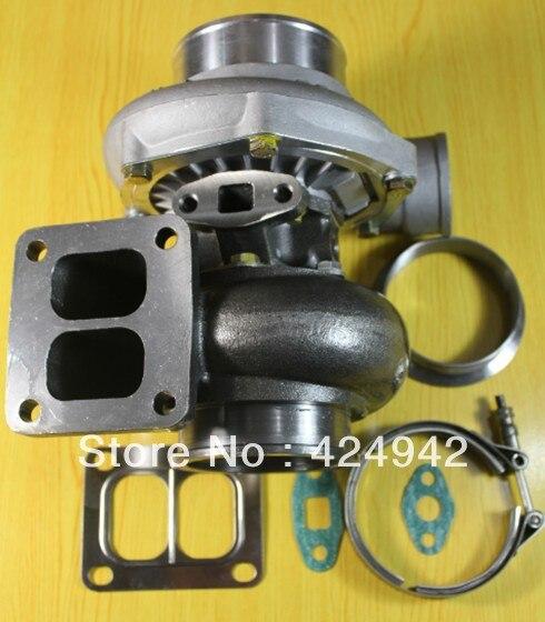 T04Z-2 T70 T4 ar 0.70 ar 1.00  water&oil cooled T4 twin scroll 400hp-500hp turbo turbocharger