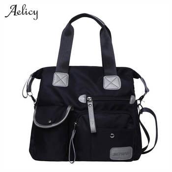 Aelicy Luxe Vrouwen Messenger Bag Nylon Schoudertas Dames Waterdichte Reistas Crossbody Tassen voor vrouwen 2018 Bolsa Feminina