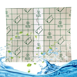 Image 4 - 100 adet/takım şeffaf bant PU film yara bandı su geçirmez Anti alerjik tıbbi yara pansuman bant
