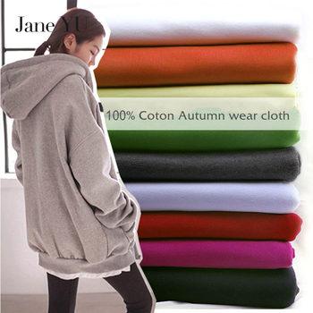JaneYU Reverse Velvet Sweater, Fleece, Cotton Knit, Red, White, Black Baby, Children's Wear, Clothing 100% Cotton Fabric