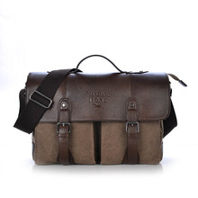 New fashion Korean style men's business messenger bag casual shoulder bag male travel bags laptop ba