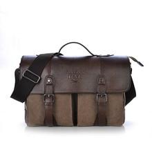 New fashion Korean style men's business messenger bag casual shoulder bag male travel bags laptop ba