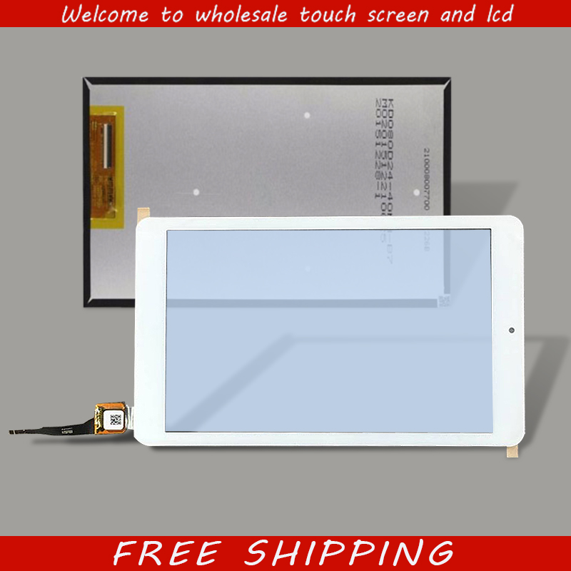 For Acer Iconia One 8 B1-850 A6001 KD080D24-40NH-B7 PB80JG2928 Tablet PC LCD display touch Screen digitizer panel 8 inch