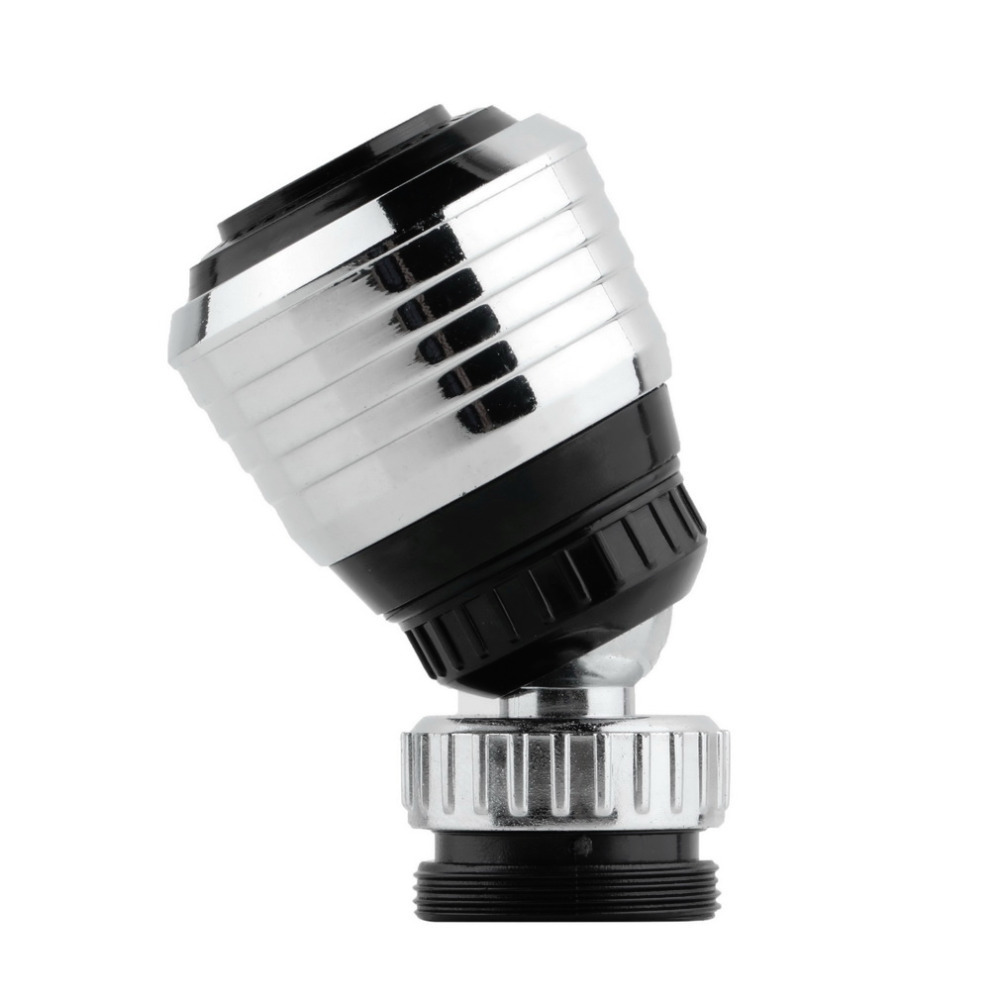 360 Rotate Swivel Faucet Nozzle Filter Adapter Water Saving Tap - Dapur, makan dan bar - Foto 4