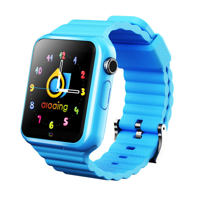 где купить Child 3G Android Smart Watch V7W GPS Beidou WIFI SIM TF Card Smartwatch for Kids Baby Wearable Tracker Music Player дешево
