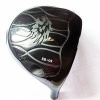 New Mens Cooyute Golf heads Gp Platinum EB 02 black Golf driver heads 9 /10 loft Golf Clubs heads no shaft Free shipping