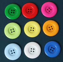 38mm 5pcs Fashion Resin Round Big Buttons Sewing buttons garment sewing accessories DIY crafts BR-007 buttons for crafts цена 2017