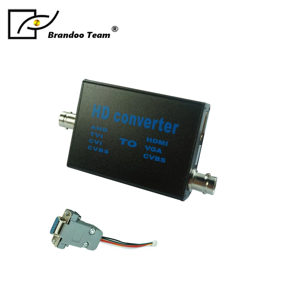 все цены на With VGA connector,Full HD 1080P Video Converter AHD to HDMI/VGA/CVBS Converter