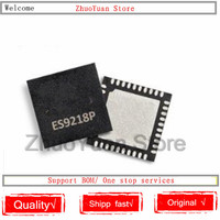 10 pçs/lote ES9218P ES9218 QFN Chip de Novo chip IC originais Reconhecimento de voz/Módulos de controle     -