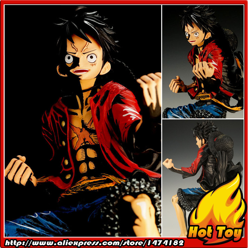 100% Original Banpresto KING OF ARTIST KOA Collection Figure - Monkey D. Luffy (Color Version) from