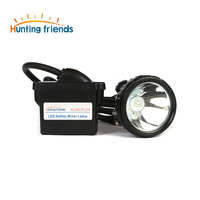 New Arrive Lithium Ion Battery Scrypt Miner Lamp Headlamp LED Miner Mining Cap Lamp Mine Light