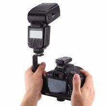 Универсальный Камера сцепление L кронштейн фотографии Интимные аксессуары сверхмощный с 2 Стандартный сбоку Горячий башмак флэш-держатель видеокамера