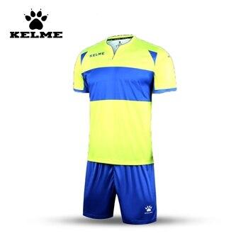 ... KELME Homens Camisas De Futebol 2016 2017 Camisa De Futebol Oficial Da Espanha  Survêtement Football Jersey maillot de Foot Goleiro Pano 28EUA ... 1a320a3903d50