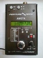 רדיו בגלים קצרים רדיו החובבים HF + סטי יד multiband אנטנת AW07A מנתח UV טוקי רדיו 1.5-490 MHZ