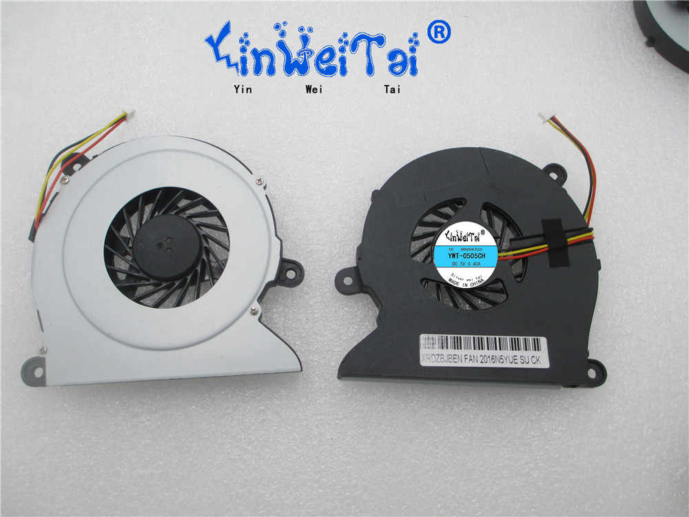 AB0805HX-TE3 New CPU Cooling Fan For Clevo M760 S410 Laptop 3-PIN