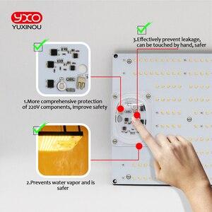 Image 2 - 120W240W AC220V Driverless led grow light high tech led board 288Pcs 3000K LM301B samsung Chip 660nm Red Veg/Bloom state