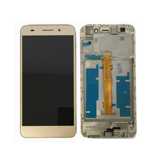 For Huawei 5A Y6II Y6 II CAM-L23 CAM-L03 CAM-L21 CAM-AL00 CAM-TL00 LCD Display + Touch Screen Digitizer Assembly with frame