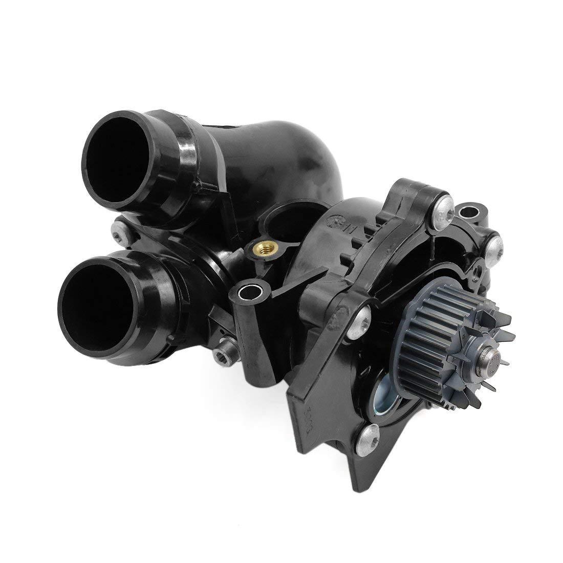 Uxcell tout nouveau Thermostat de pompe à eau assemblage 06H121026BA pour Audi Q5 A3 A4 A5 A6 TT
