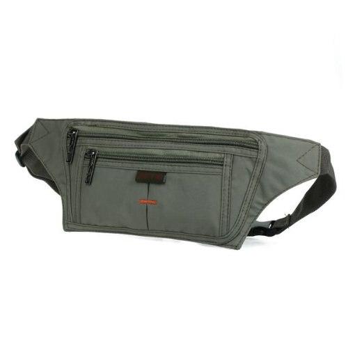 Polyester New Bag Pouch Money Belt Waist Fashion Women Men Waist Pack