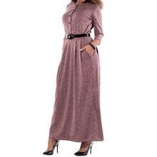 Зимние вечерние платье Винтаж более Размеры новый большой Размеры L-6XL Макси длинное платье модные женские туфли платье 2018 осень пикантные плюс Размеры GV068